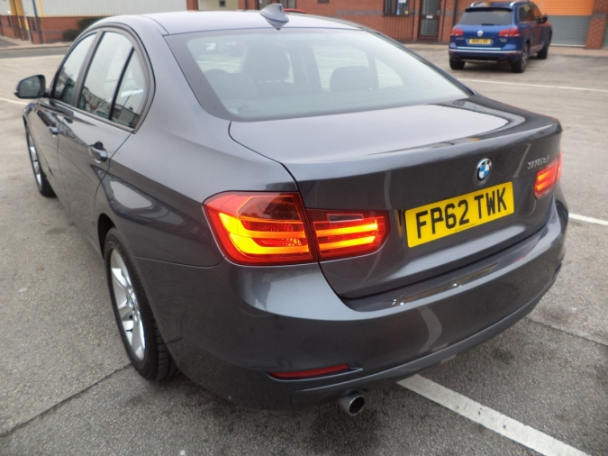 2012 62 bmw 316d es 2 0 diesel 6 speed car sales cannock. Black Bedroom Furniture Sets. Home Design Ideas