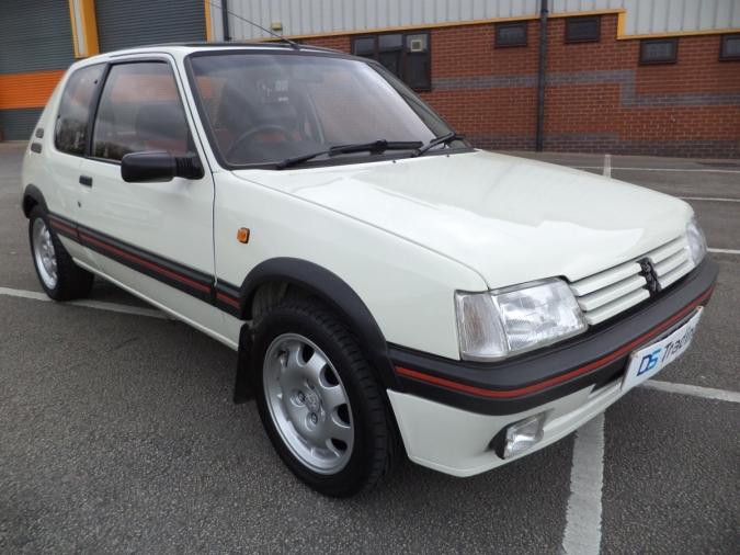 06bd9848ab3 Peugeot 205 Gti 1.9 (COLECTORS CAR) P.O.A. - Car Sales Cannock