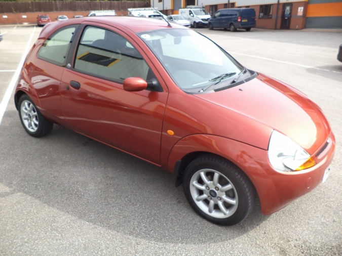 Ford Ka   Zetec Climate Air Conditioning